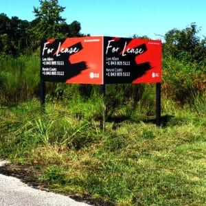 V-Panel-Commercial-Real-Estate-Sign